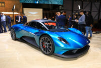 History 2022 Aston Martin Vanquish