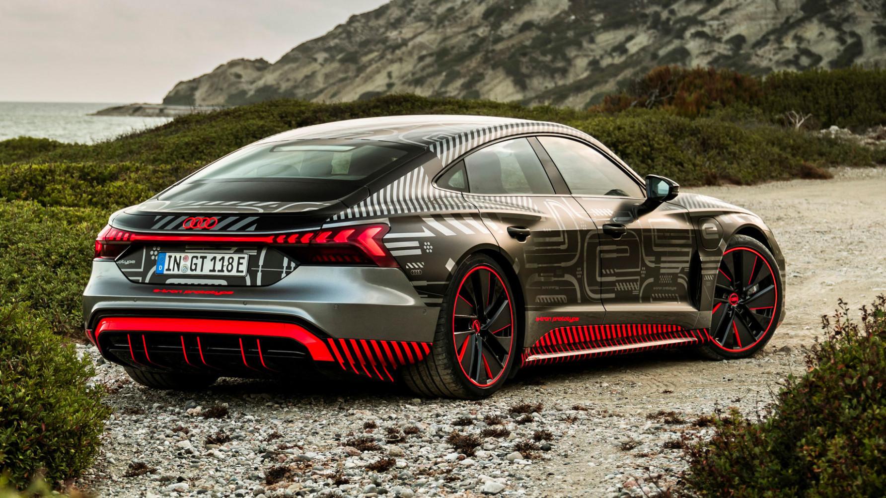 Picture 2022 Audi E Tron Gt Price