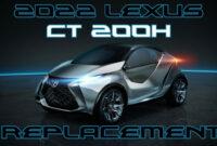 rumors 2022 lexus ct 200h