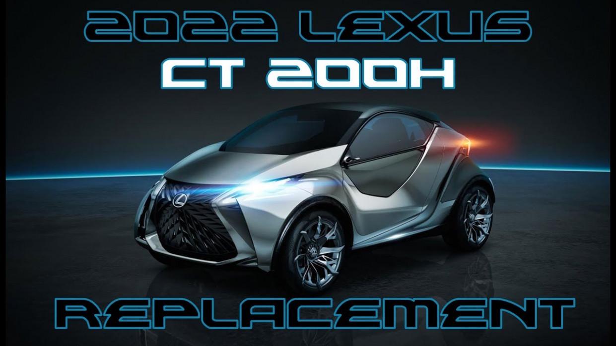 Model 2022 Lexus CT 200h