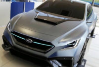 Rumors 2022 Subaru Wrx Release Date