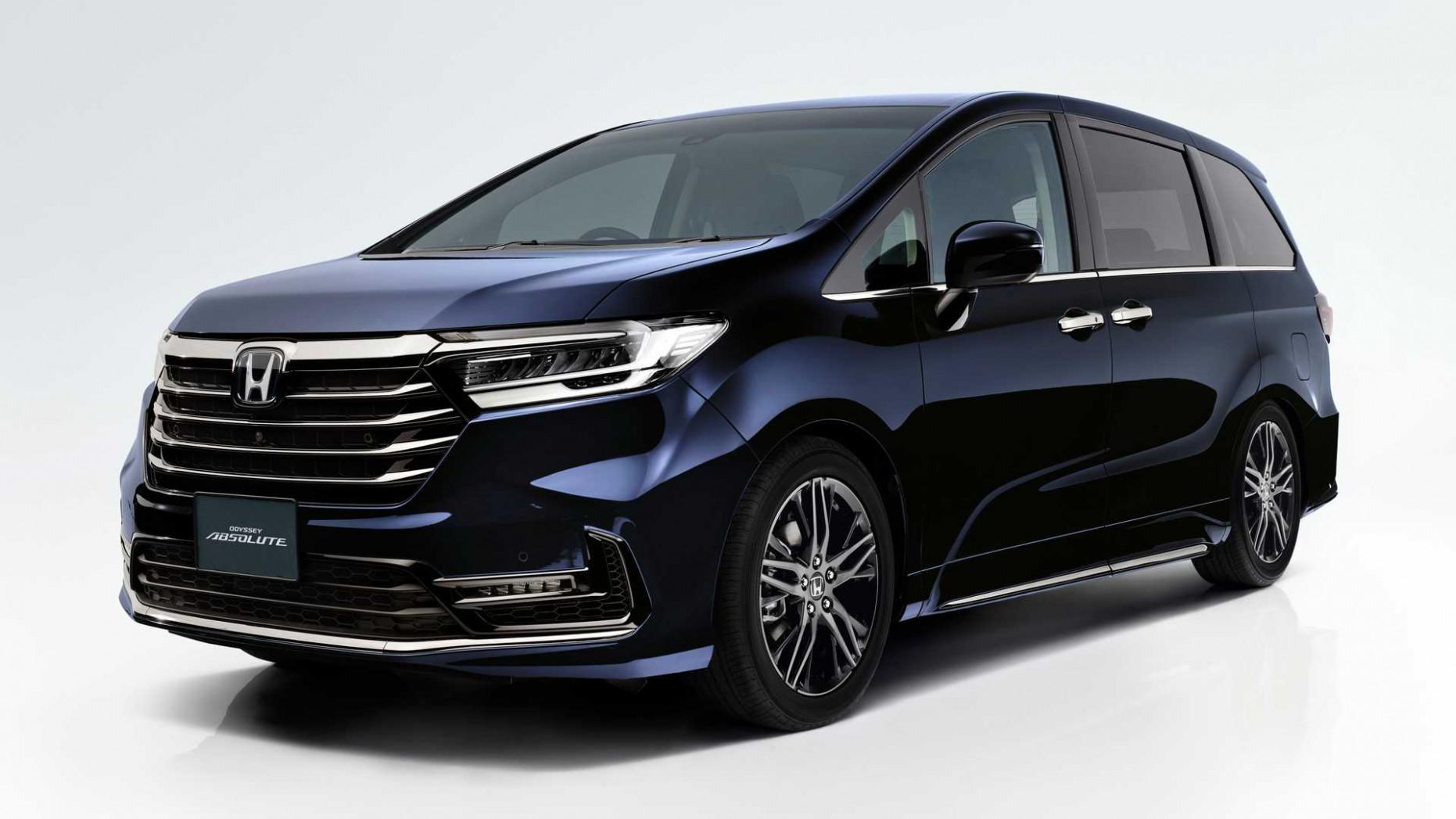 Pricing Honda Odyssey 2022 Japan