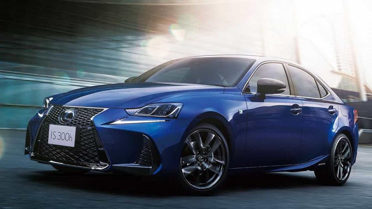 Prices Lexus Is300H 2022