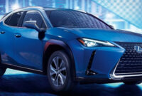 Review and Release date Lexus Ux 2022