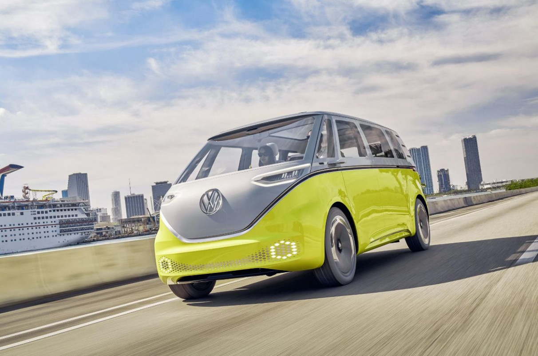 Speed Test Volkswagen Kombi 2022