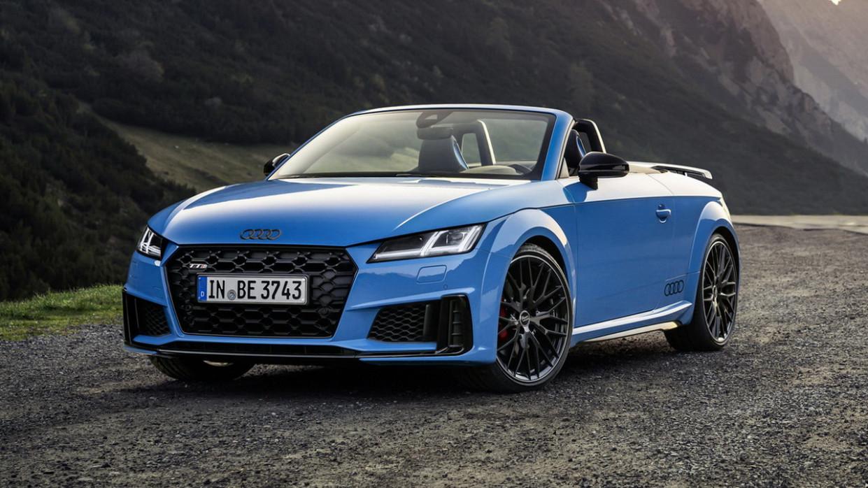 New Model and Performance 2022 Audi TTS