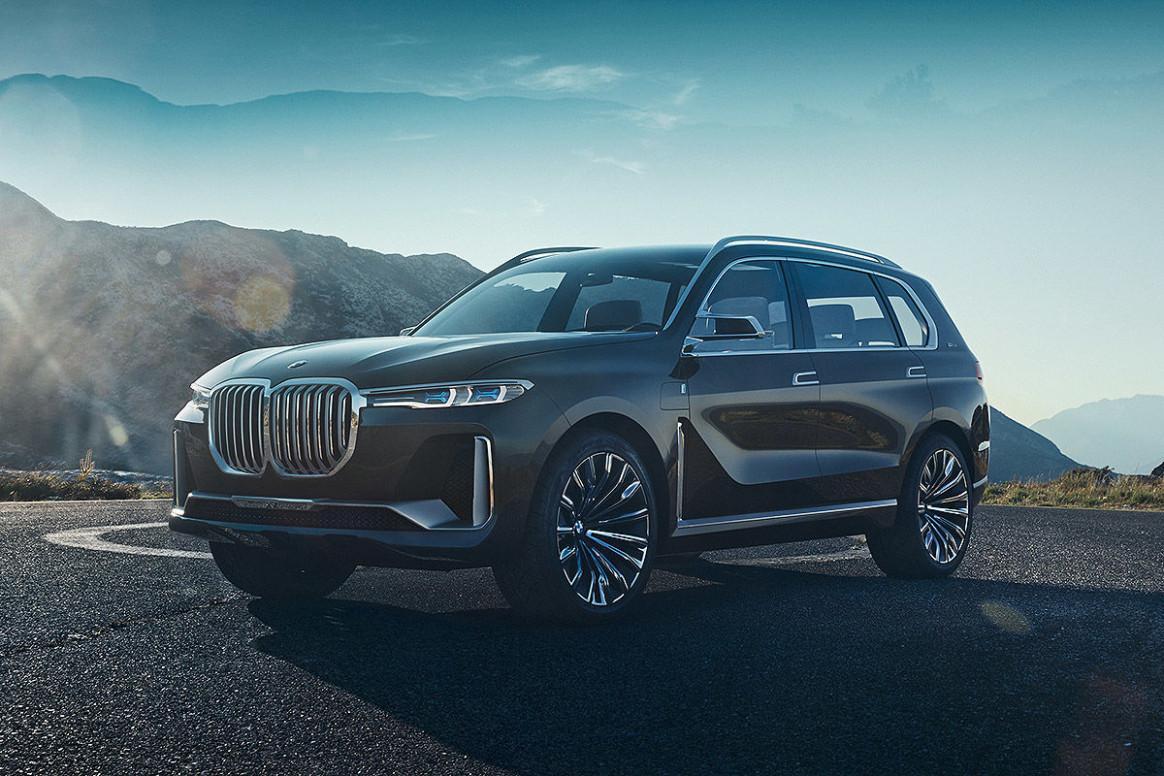 Specs 2022 BMW X7 Suv Series