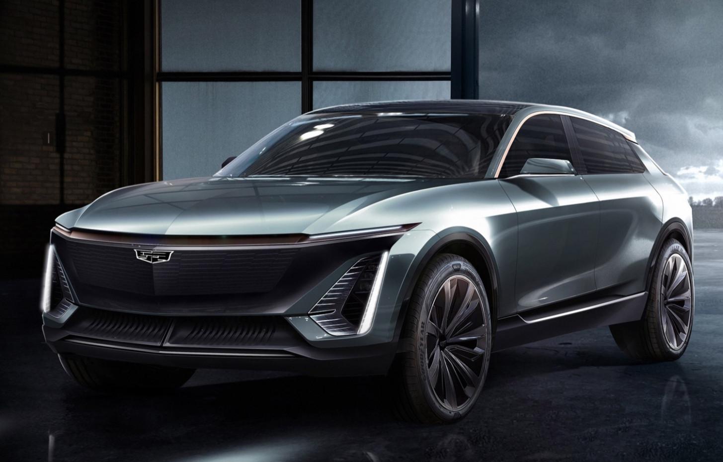 Specs 2022 Cadillac Xt5 Interior