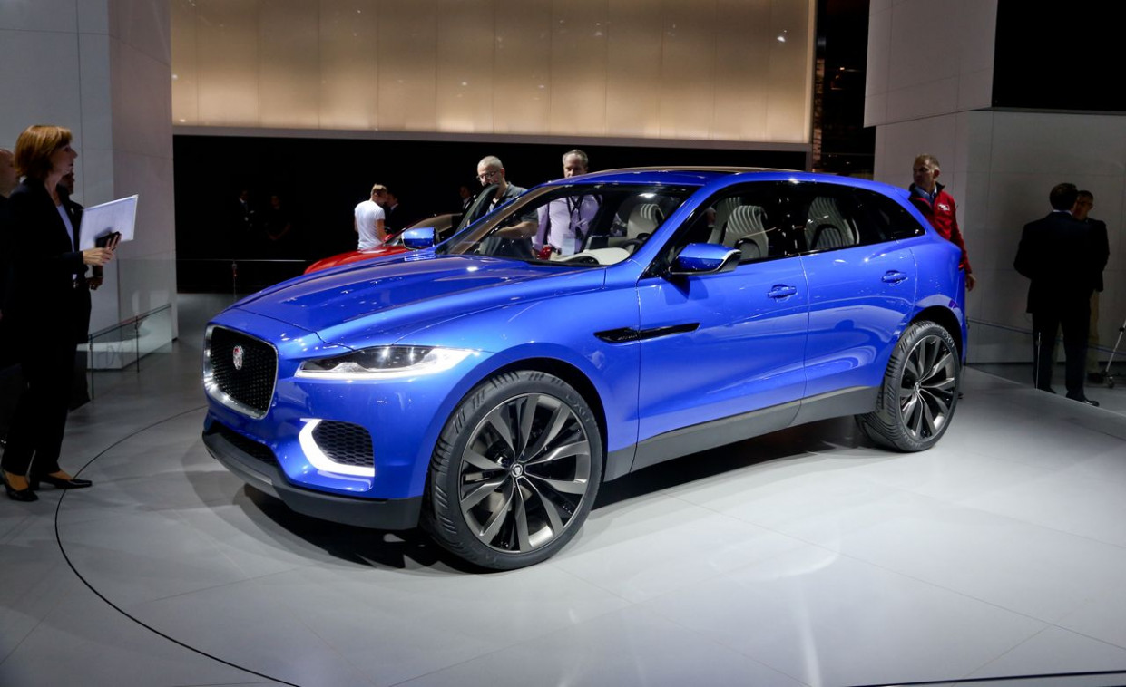 Specs and Review 2022 Jaguar C X17 Crossover