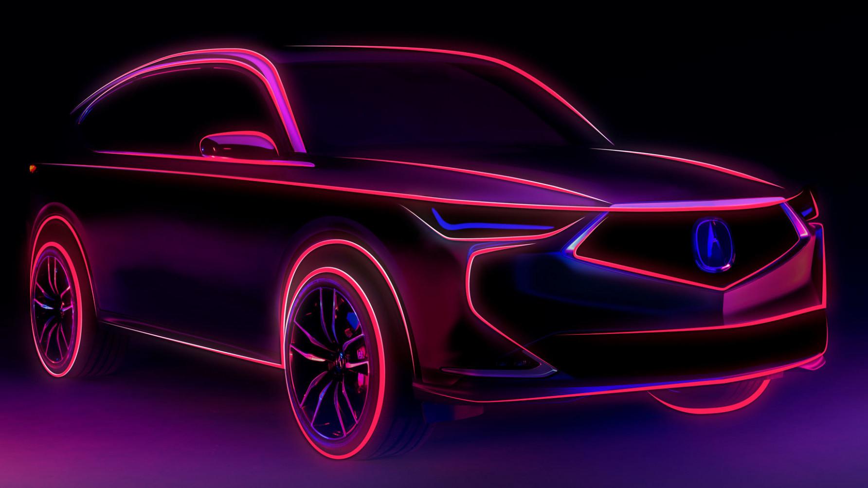 Research New 2022 Acura Rdx Aspec