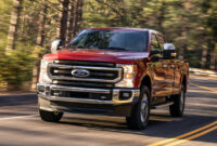 specs and review 2022 ford f 250