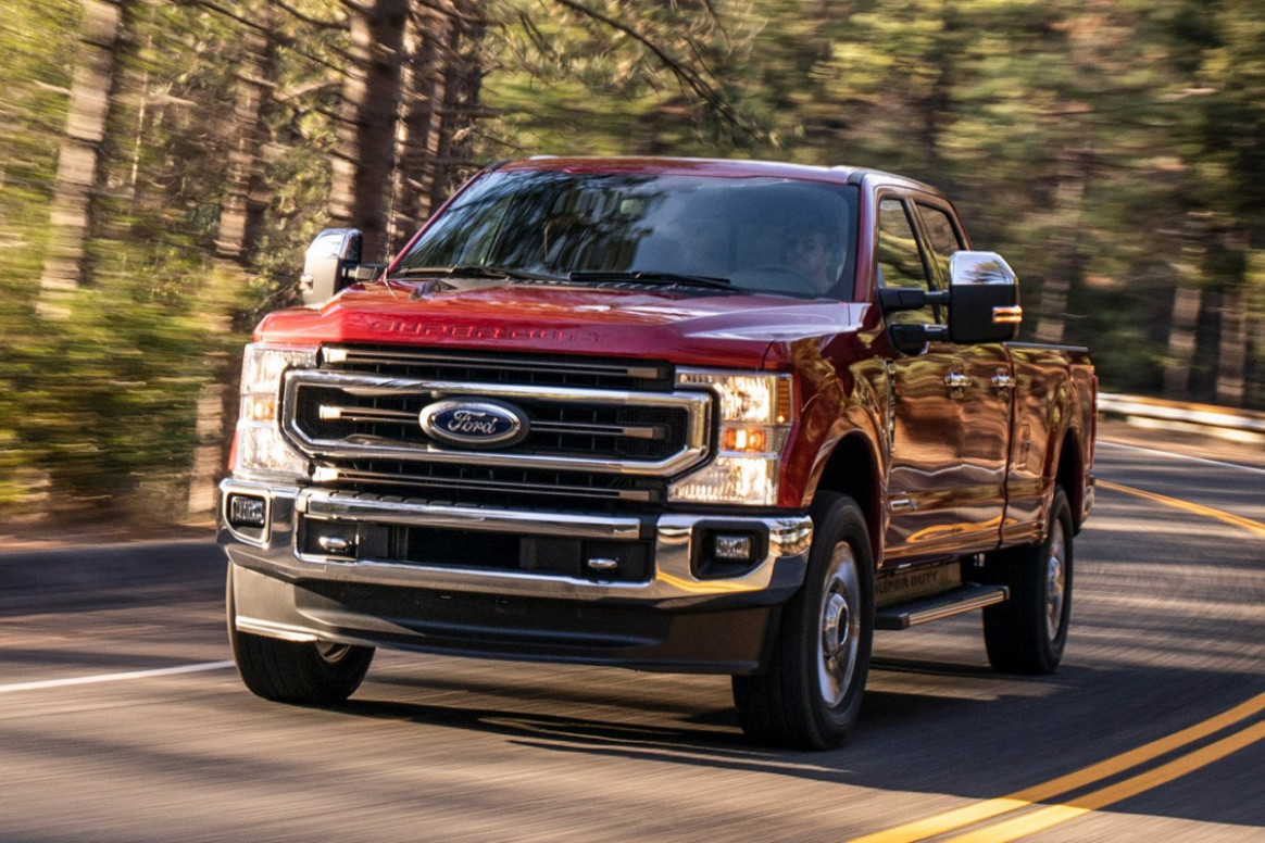 Release Date 2022 Ford F 250
