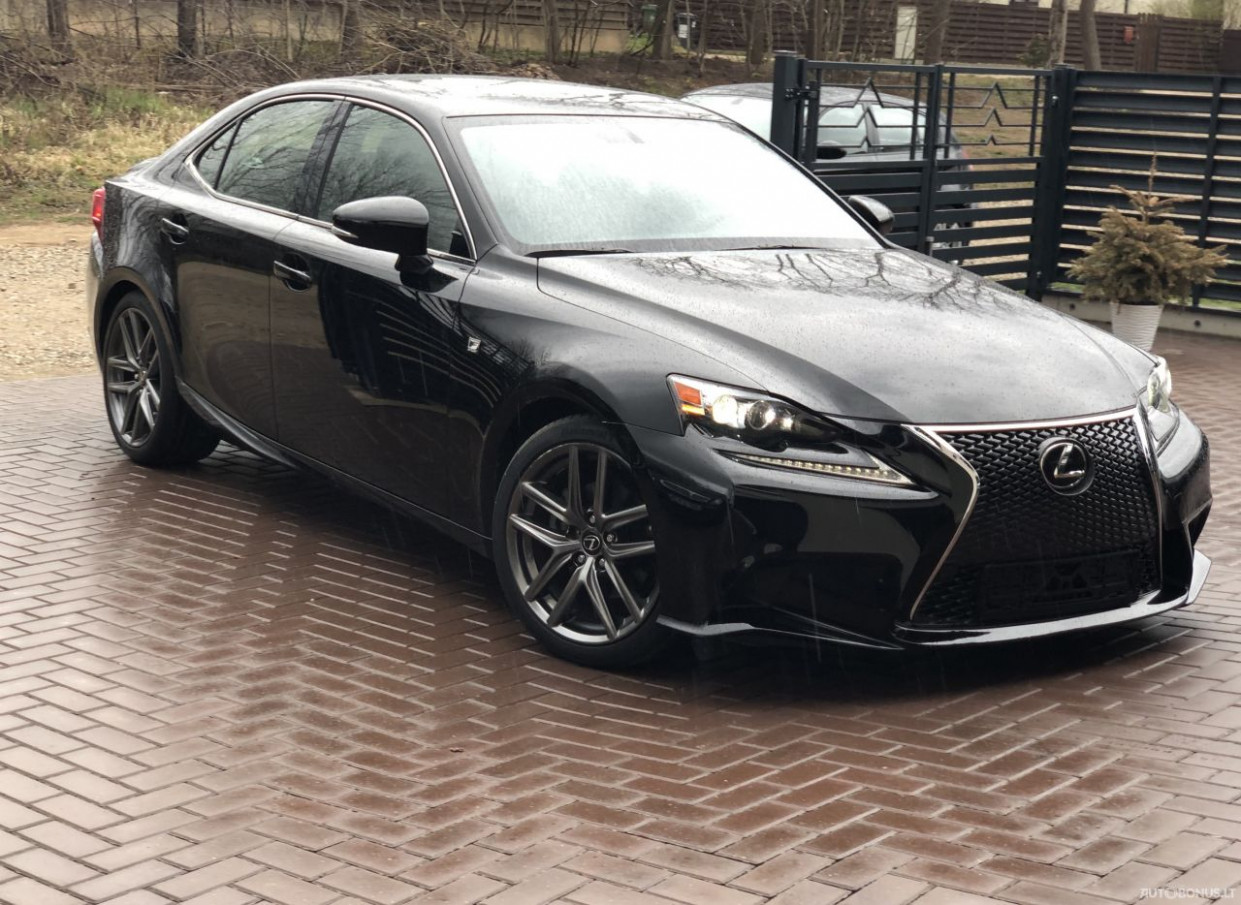 Specs And Review 2022 Lexus Is 250