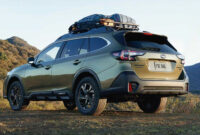 specs and review 2022 subaru outback