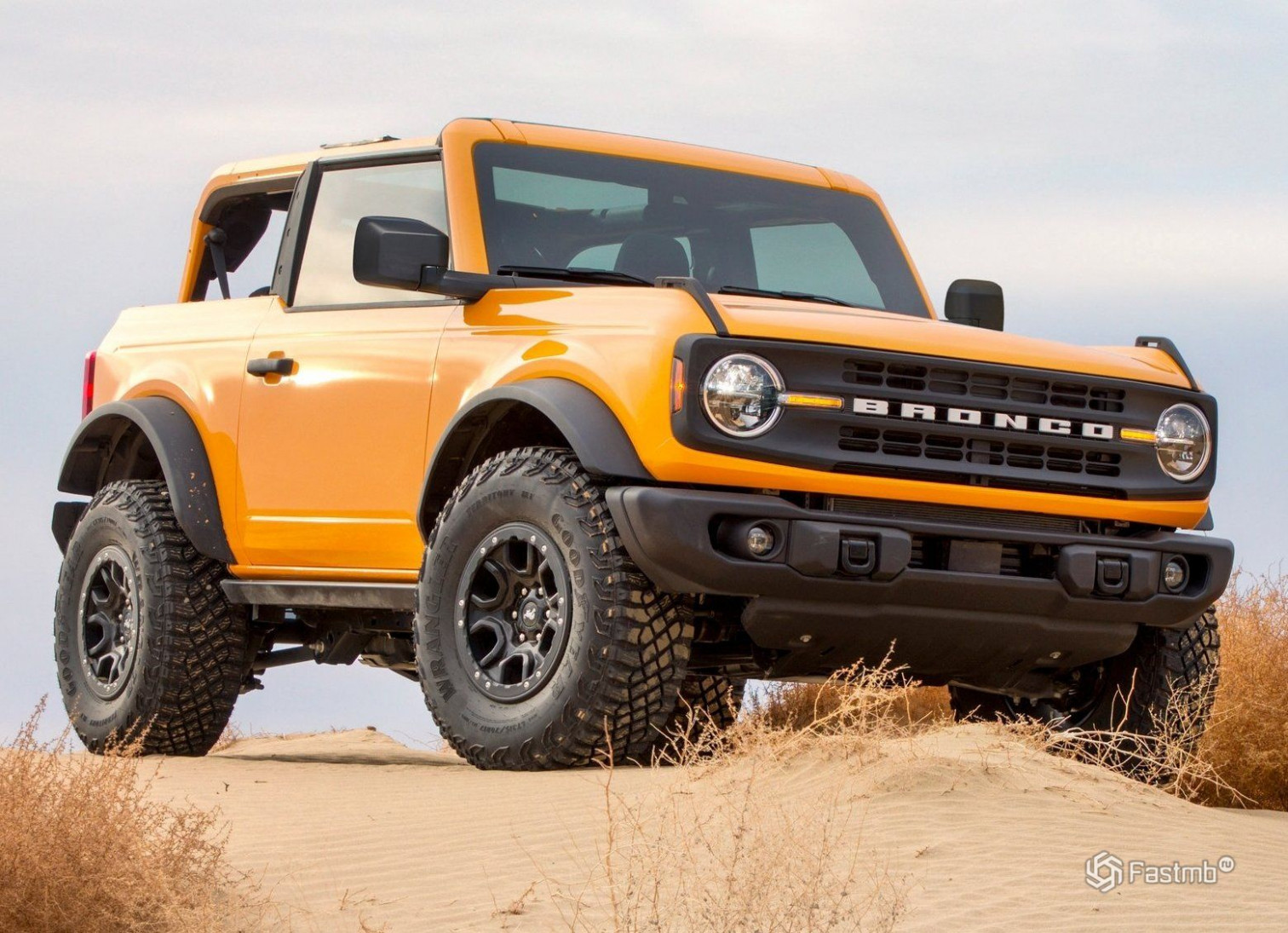 Speed Test Ford Bronco 2022 Price