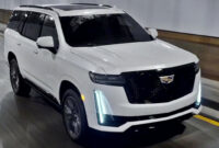 specs and review pictures of the 2022 cadillac escalade