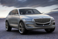 New Concept Hyundai Genesis Suv 2022