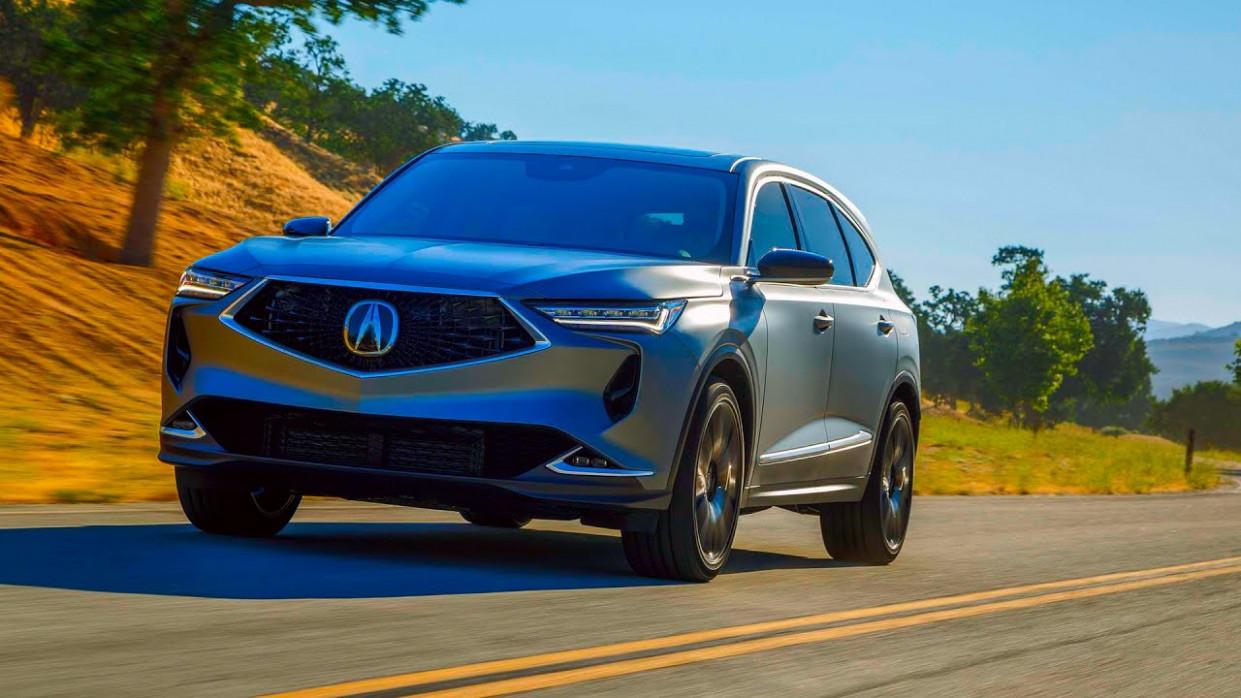 New Review 2022 Acura Rdx Aspec