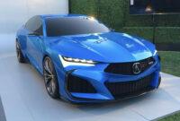 Performance 2022 Acura Tlx Type S Horsepower