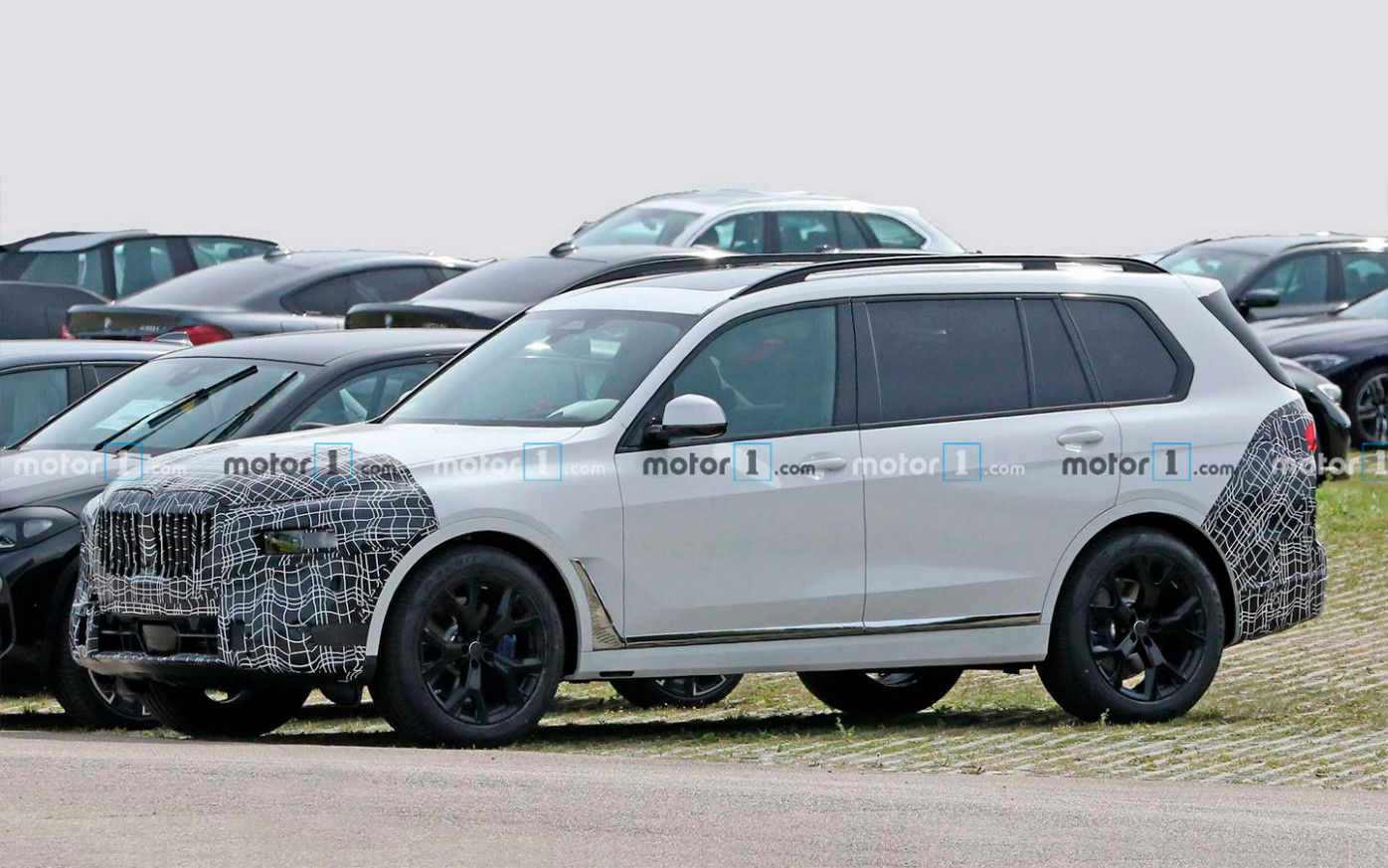 Redesign 2022 BMW X7 Suv Series