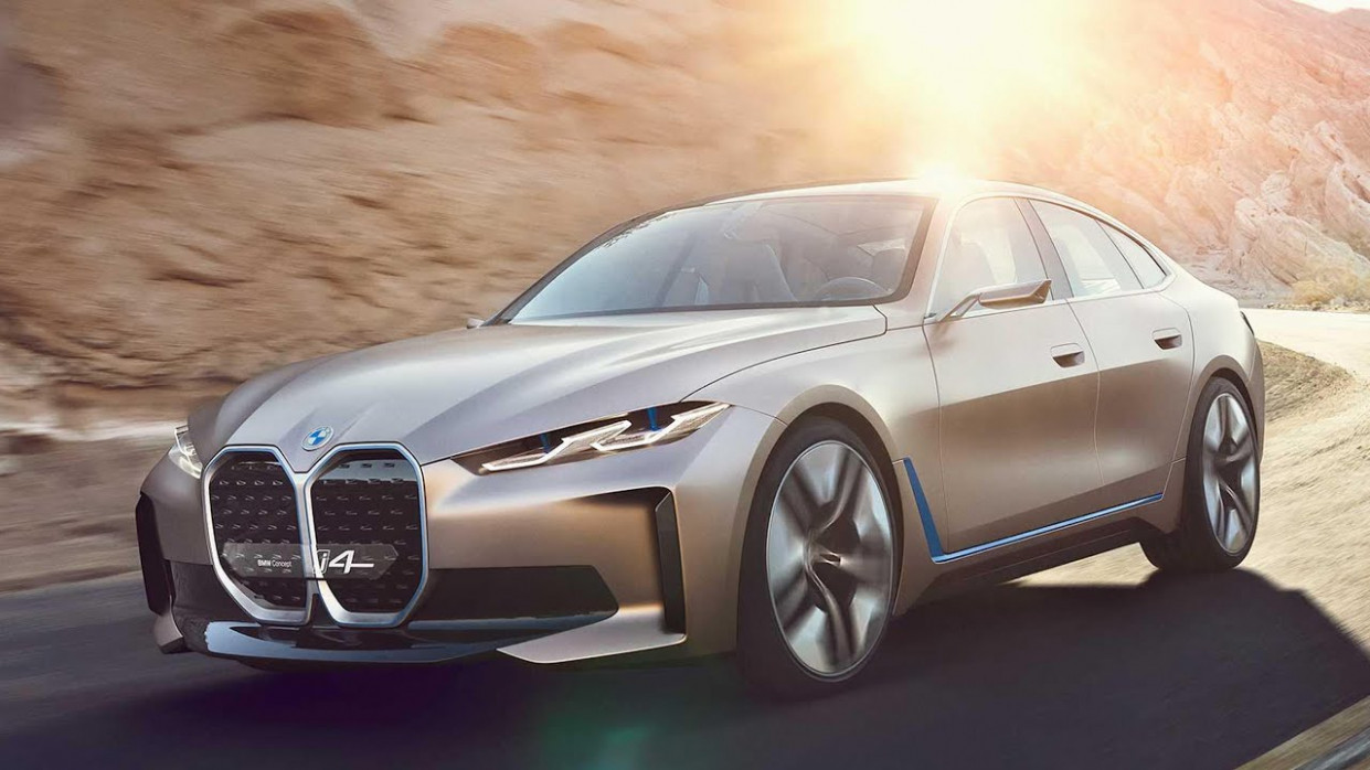New Model and Performance BMW Electric Vehicles 2022