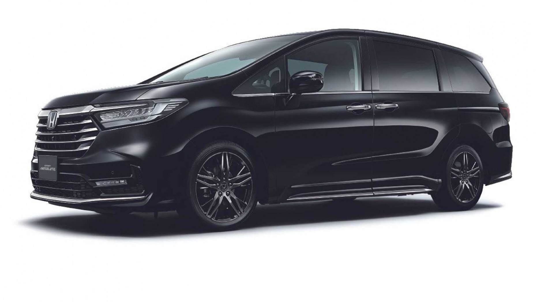 Research New Honda Odyssey 2022 Japan