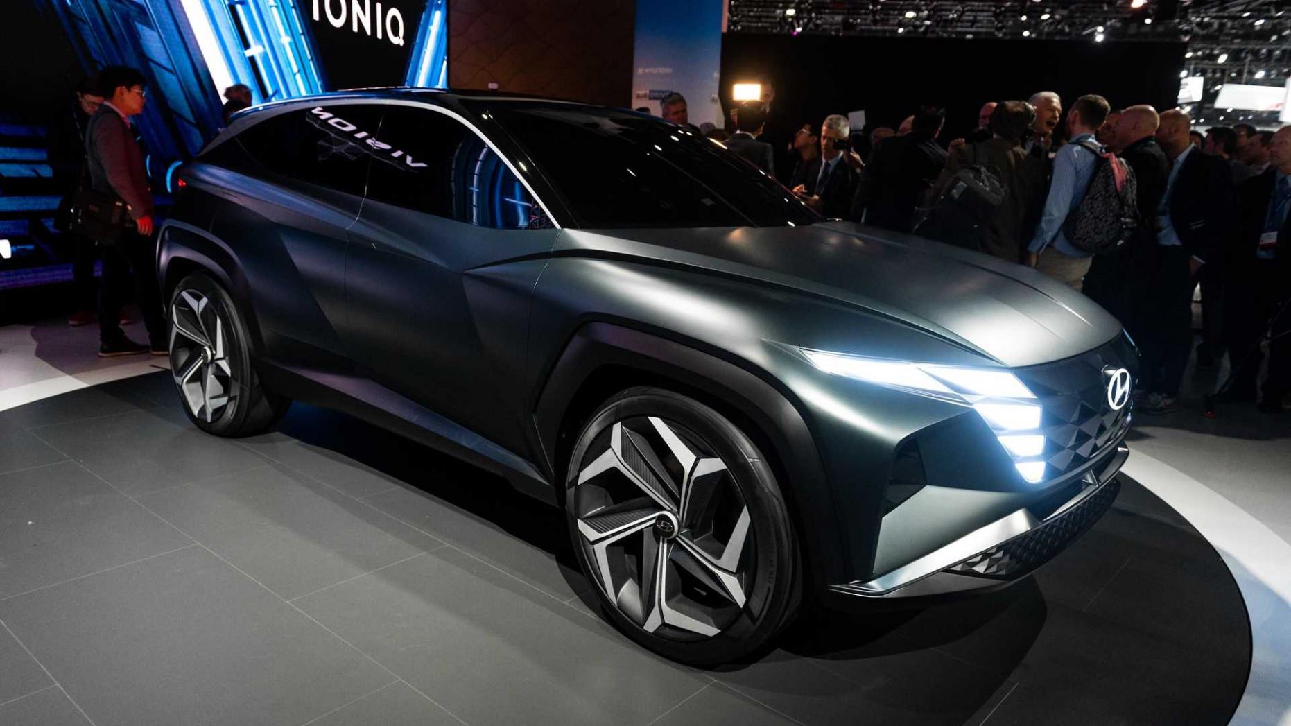 Price Hyundai Vision 2022