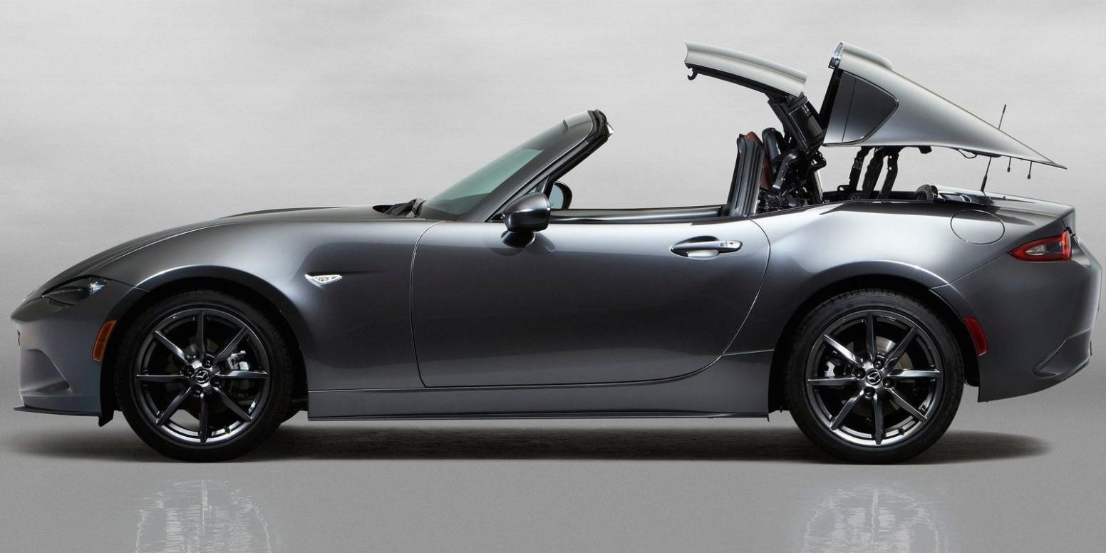 Research New Mazda Miata Rf 2022