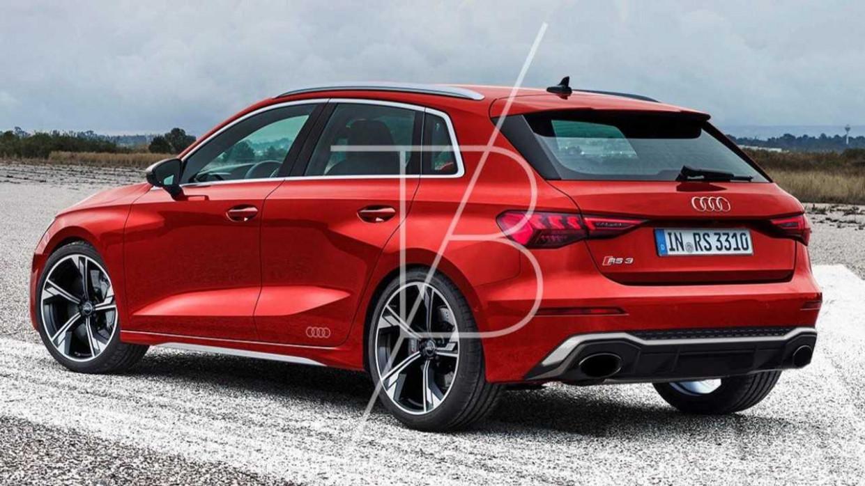 Spesification 2022 Audi Rs4 Usa