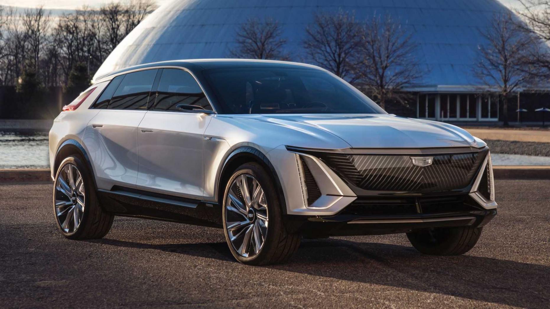 New Concept 2022 Cadillac Xt5 Interior