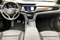 Exterior and Interior 2022 Cadillac Xt6 Dimensions
