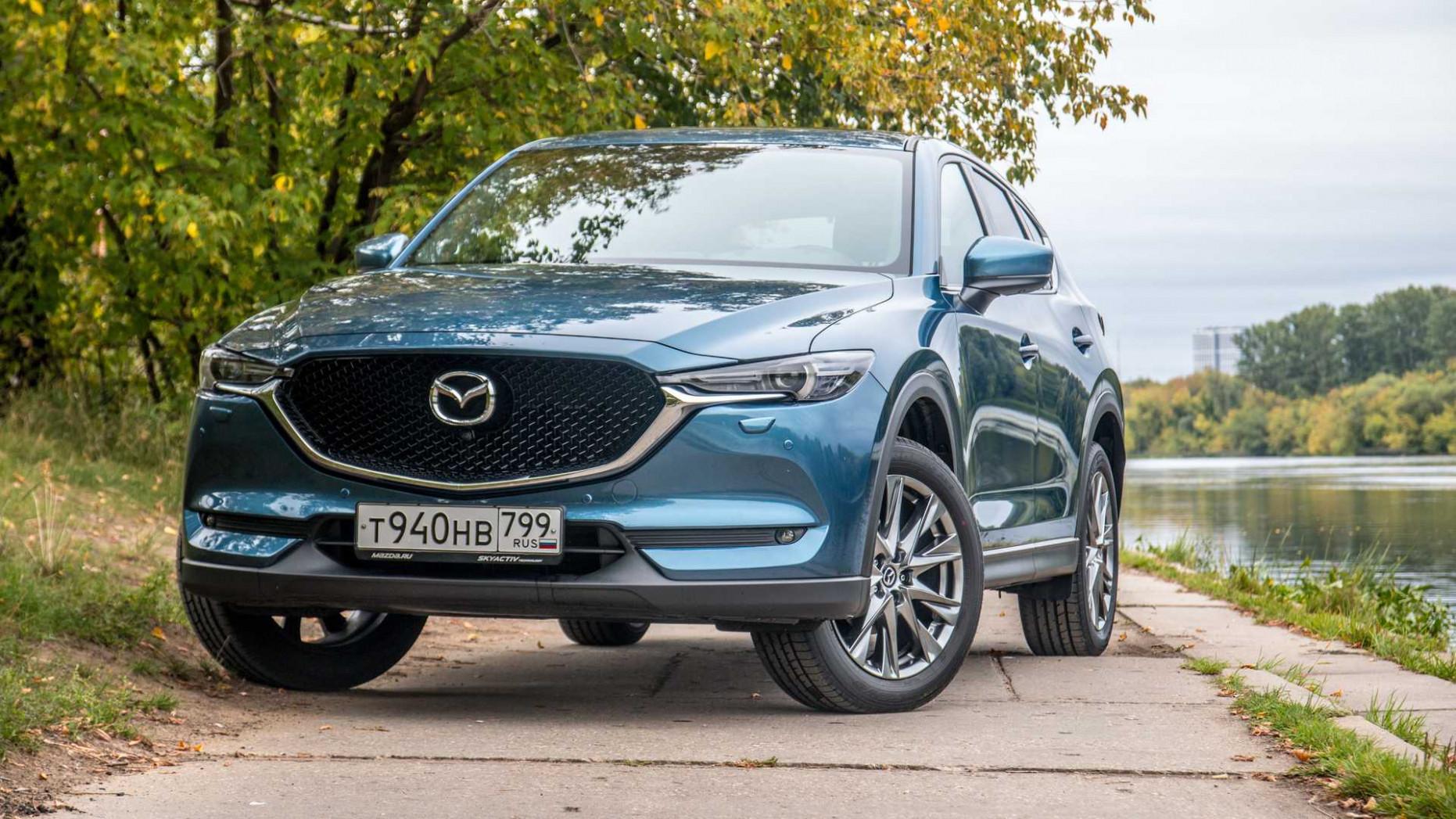 Overview 2022 Mazda Cx 5