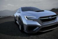 Spesification 2022 Subaru Wrx Release Date
