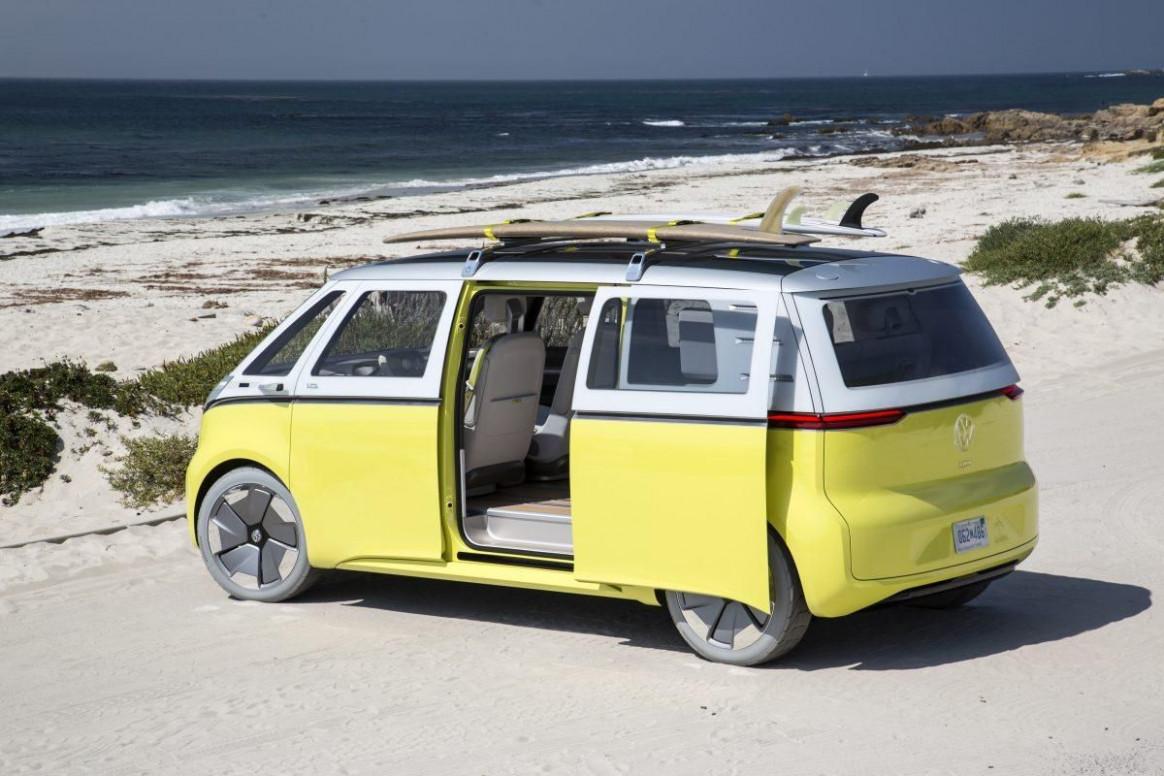 Price 2022 VW Bulli
