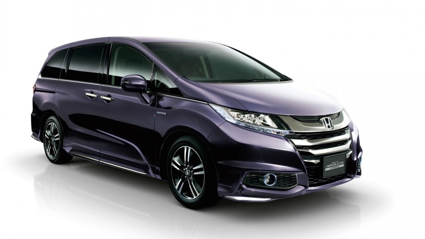 Style Honda Odyssey 2022 Japan