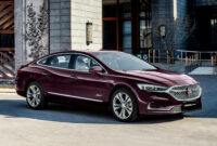 Performance 2022 Buick LaCrosses