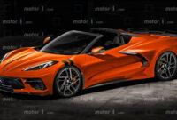 Spy Shoot 2022 Chevrolet Corvette Mid Engine C8