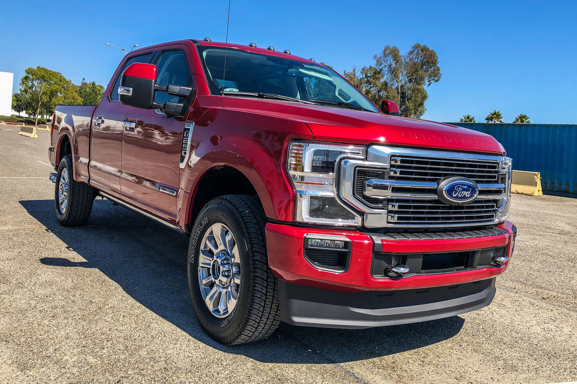 Exterior and Interior 2022 Ford F 250