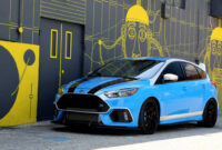 Release 2022 Ford Focus RS