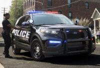 Concept 2022 Ford Police Interceptor Utility Specs