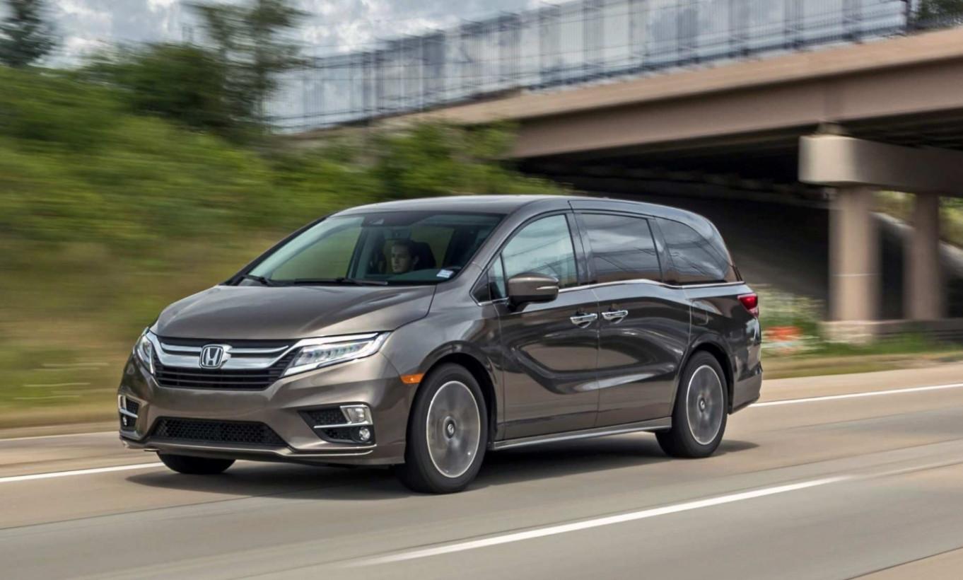 Reviews 2022 Honda Odyssey Release Date