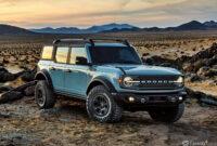 spy shoot ford bronco 2022 price