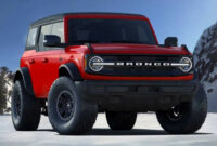 New Review How Much Is The 2022 Ford Bronco