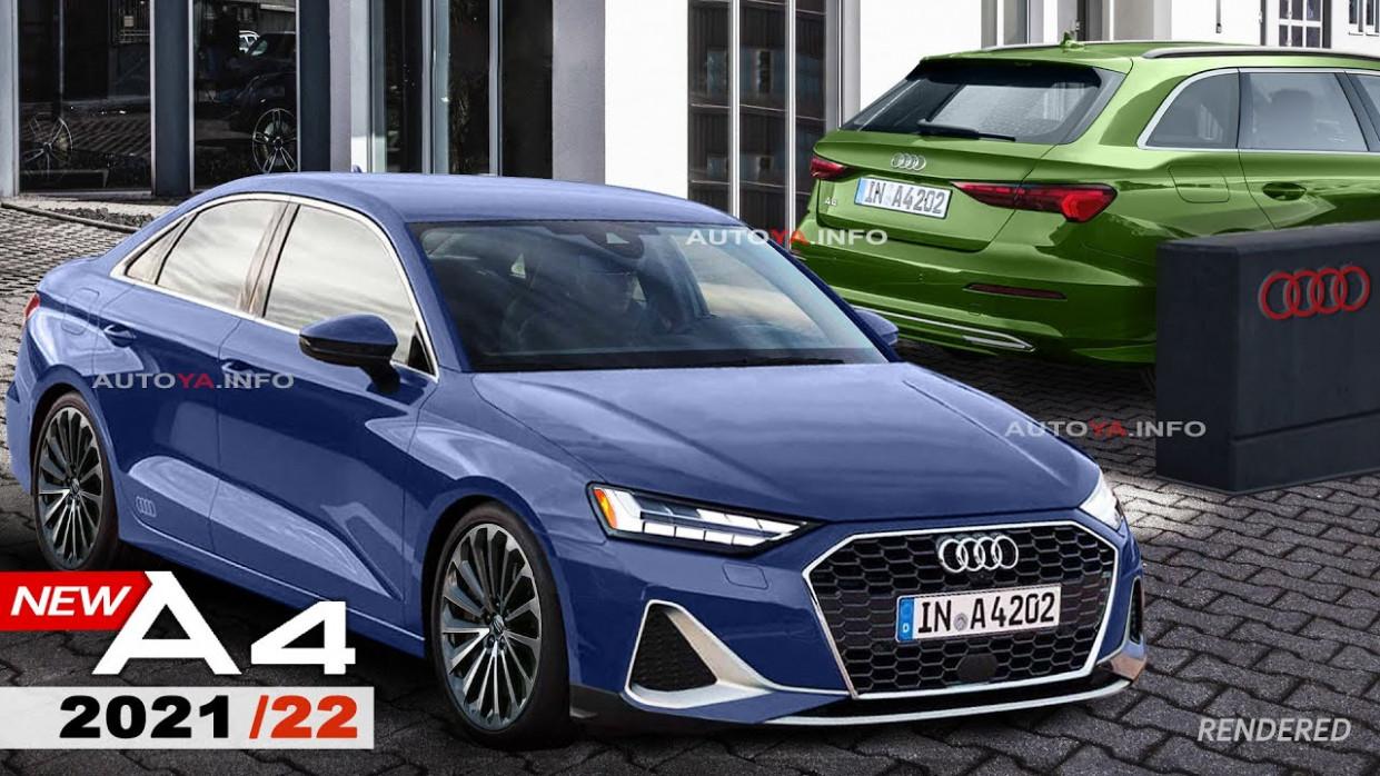 Model 2022 Audi Rs4 Usa