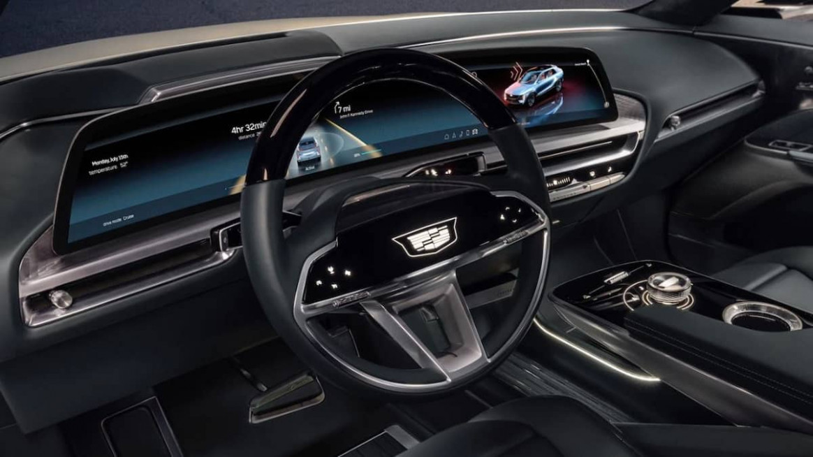 Prices 2022 Cadillac Xt5 Interior