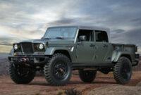 Specs 2022 Jeep Comanche