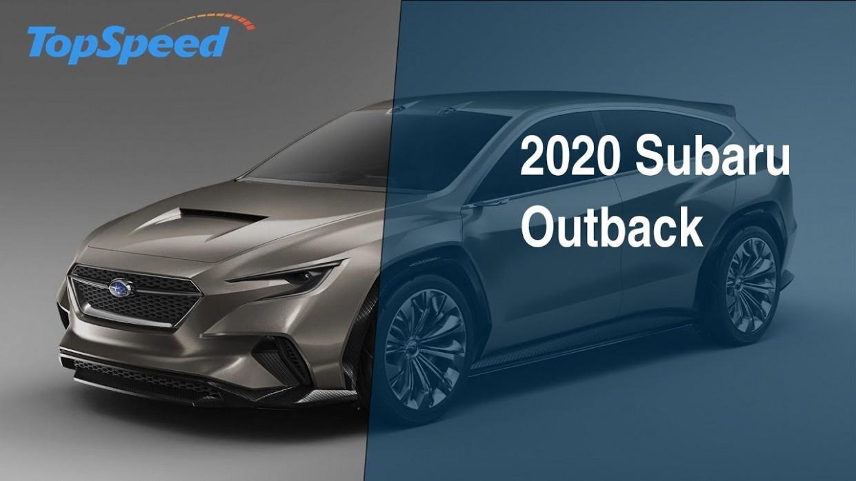 Redesign 2022 Subaru Outback