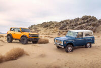 style ford bronco 2022 price