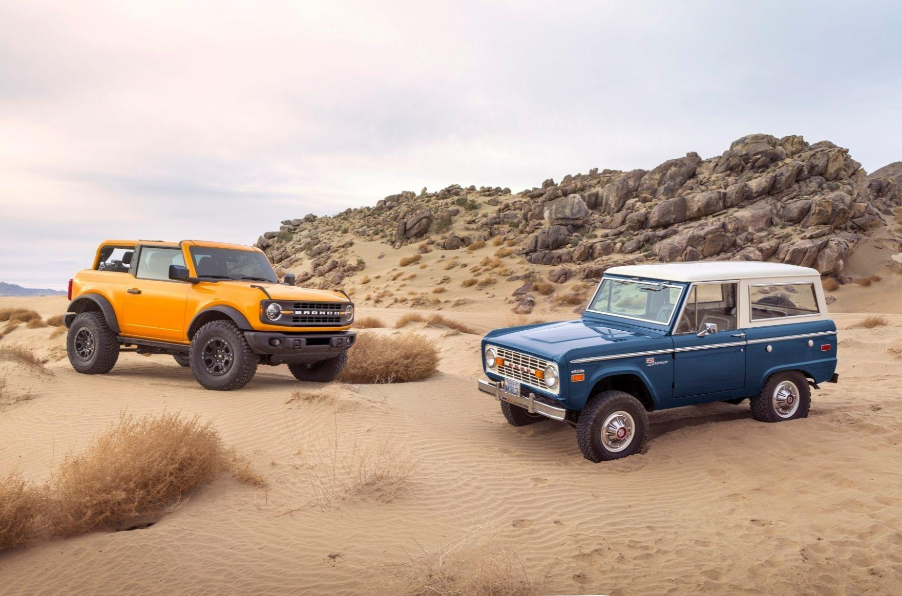Pictures Ford Bronco 2022 Price