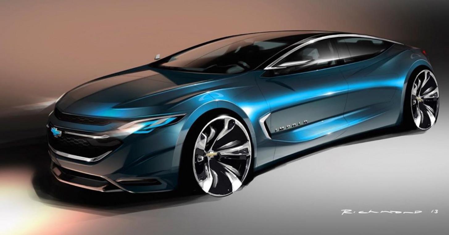 Speed Test 2022 Chevy Impala SS